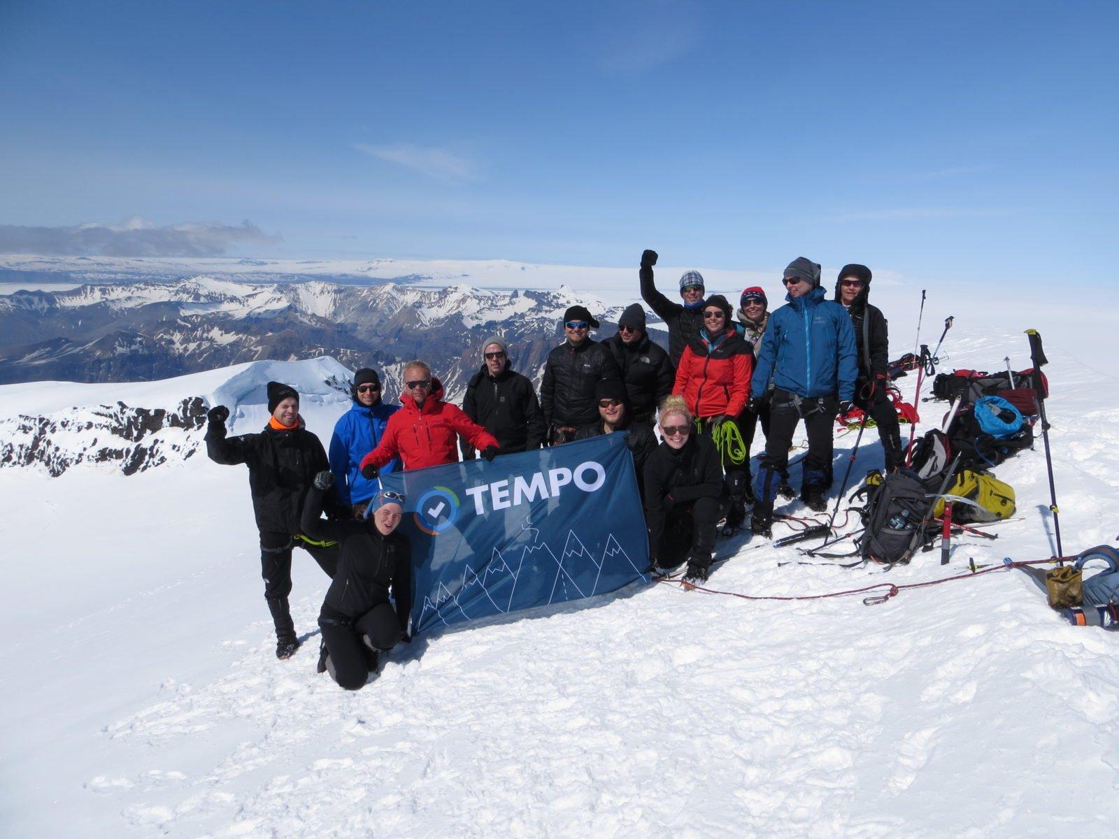 The Tempo team