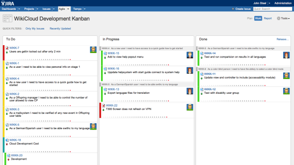 New Kanban Board from Filter