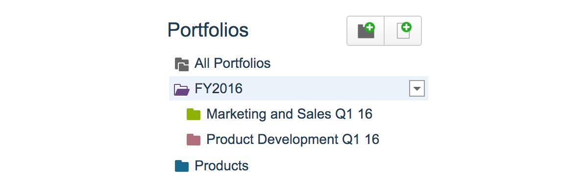 Tempo Folio | manage portfolios up close