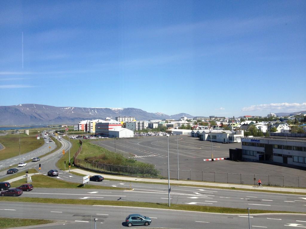 View of Esja TM Software