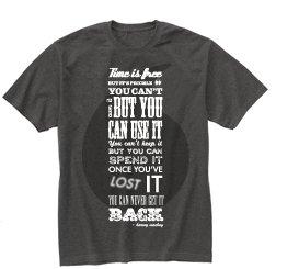 Tempo t-shirt (2011 edition)
